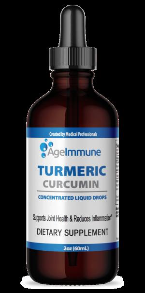 Liquid Turmeric Curcumin