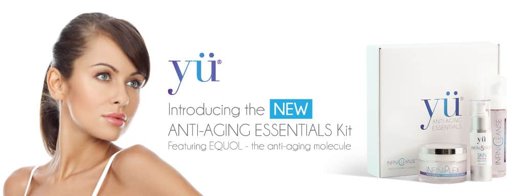 Yu Anti Aging Essential Kit Most Advanced Anti Aging Solution With